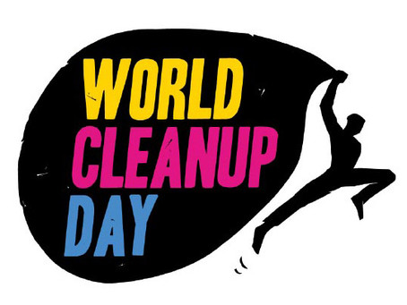 Journée mondiale du nettoyage - Samedi 18 septembre