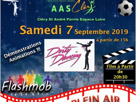 ► Fête du Sport - Samedi 7 septembre - à partir de 15h - Aux abords de l'Espace Loire
