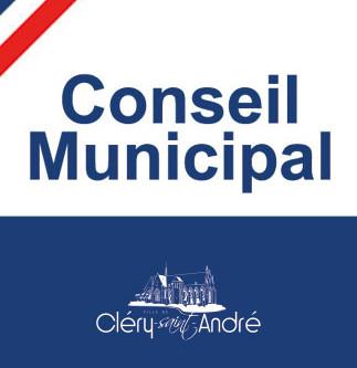Conseil Municipal - Lundi 14 septembre - 19h30 - Espace Loire