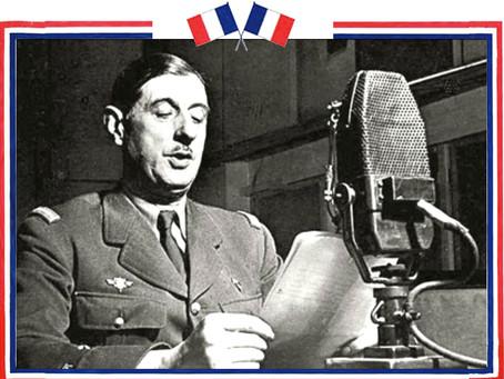 ►Commémoration de l'appel du 18 juin 1940