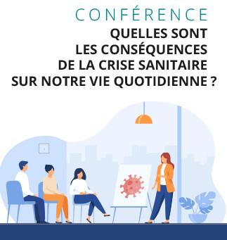 Une conférence pour échanger - Vendredi 4 Juin - 17h30