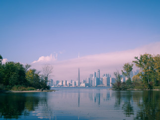 August means fun in the sun!   Toronto island has re-opened!