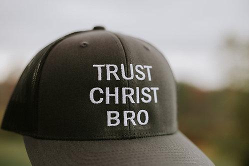 TrustChristBro - Trucker Hat