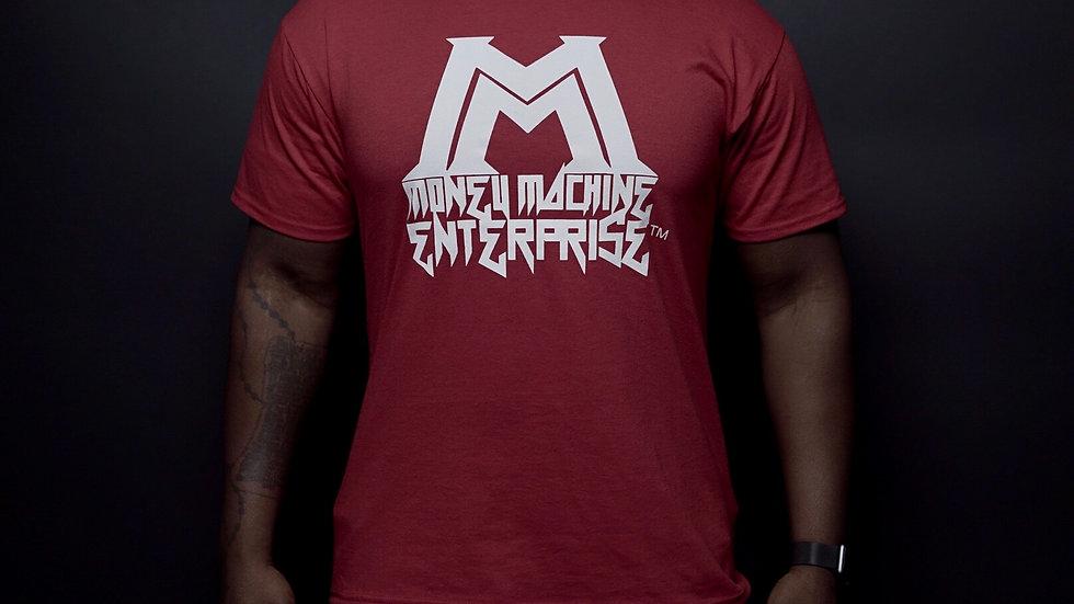 M.M.E. White Logo T-shirts