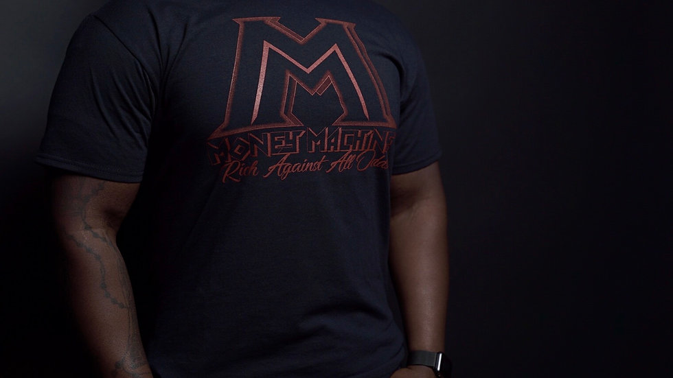 M.M.E. Red Logo T-shirts Ass. colors