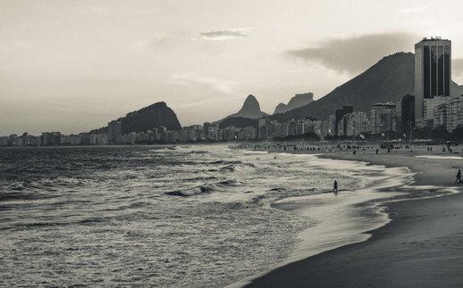 Quadro Copacabana