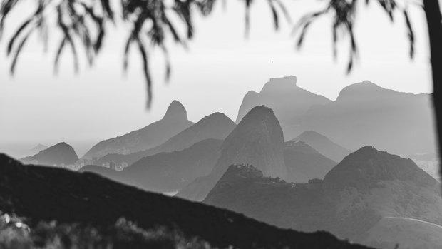 Quadro Janela para o Rio