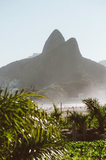 Quadro Verão no Rio