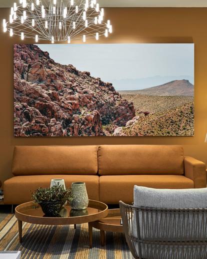 Quadro Red Rock Canyon