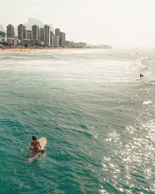 Quadro Barra Surf