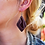 Thumbnail: Zebra Earrings