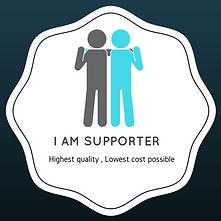 AMsupporter logo