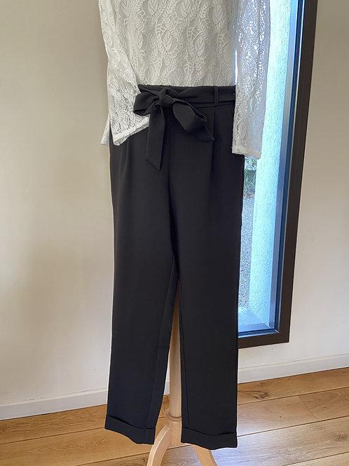 Pantalon COLETTE noir