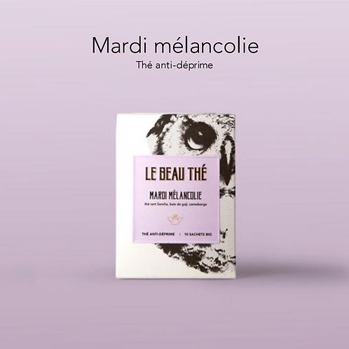 Thé Mardi Mélancolie