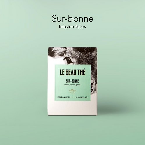 Infusion detox Sur-Bonne