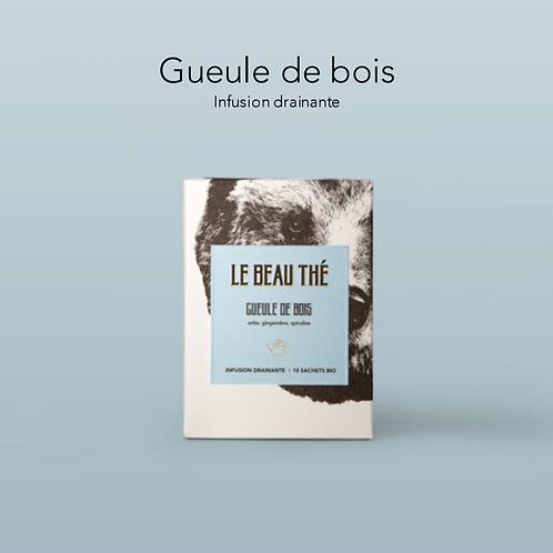 Infusion Gueule de Bois