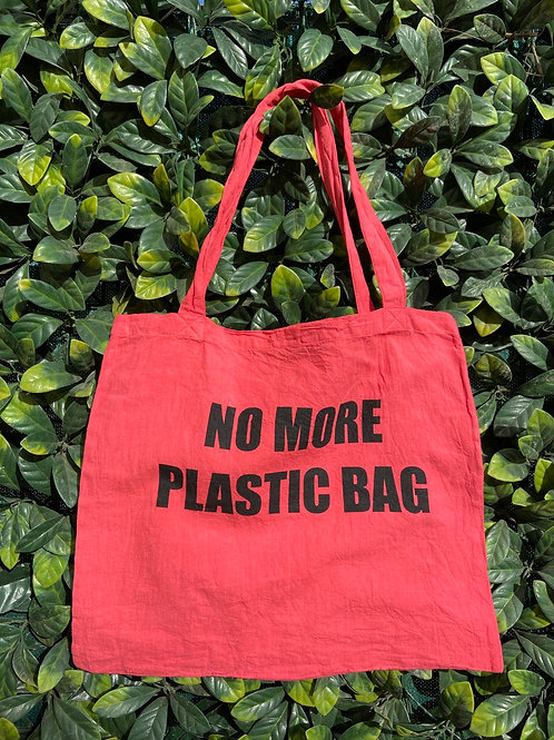 Tote Bag NO MORE