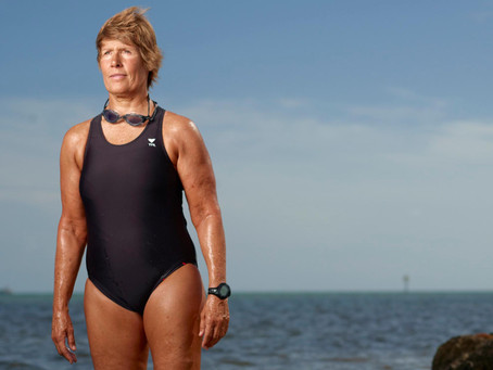 Meeting Diana Nyad