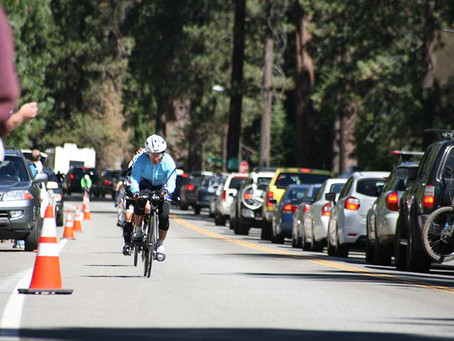 Ironman Lake Tahoe September 2013. Race report.