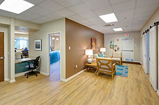 Waiting Room Evans Dermatology | Evans, GA 30809