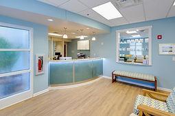 Waiting Room Evans Dermatology   Evans, GA 30809