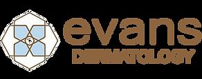 Evans Dermatology Logo