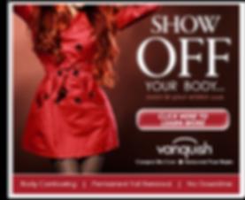 Vanquish Special Offer | Evans Dermatology - Evans, GA 30809