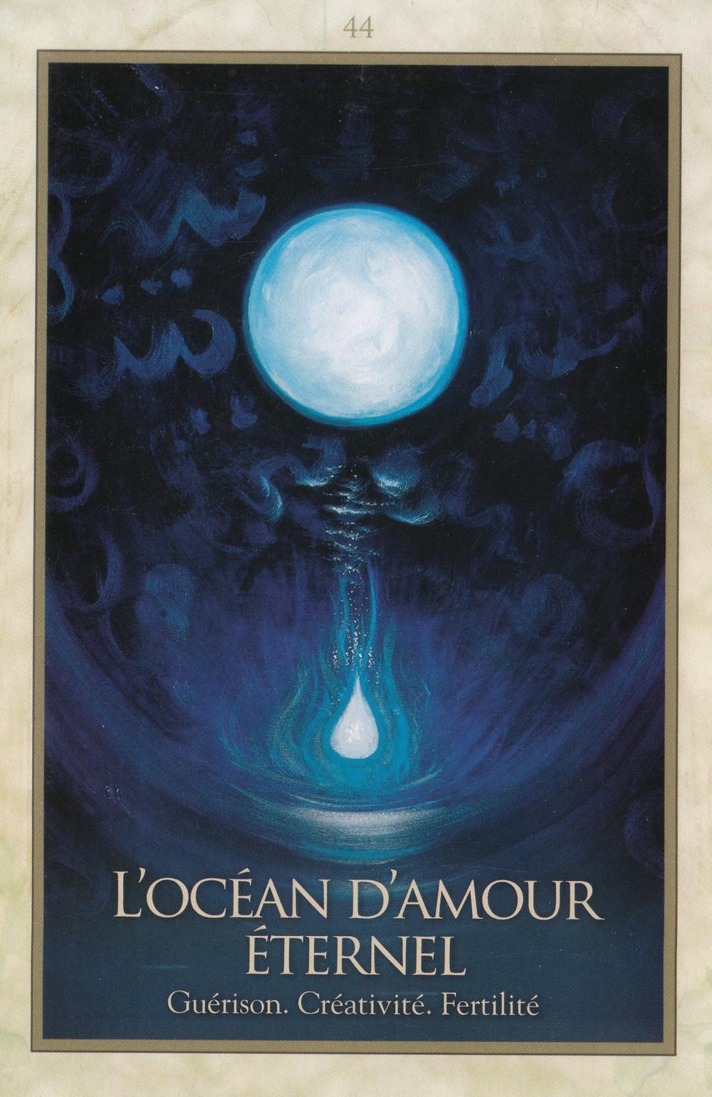 L'Oracle de Gaïa de Toni Carmine Salerno - L'océan d'amour éternel - Energies de la semaine du 16 au 22 septembre 2019 : victoire, en route vers un nouveau départ !