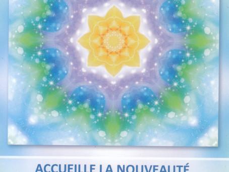 Energies du weekend du 16-17-18 Avril 2021 : Nouveau départ !