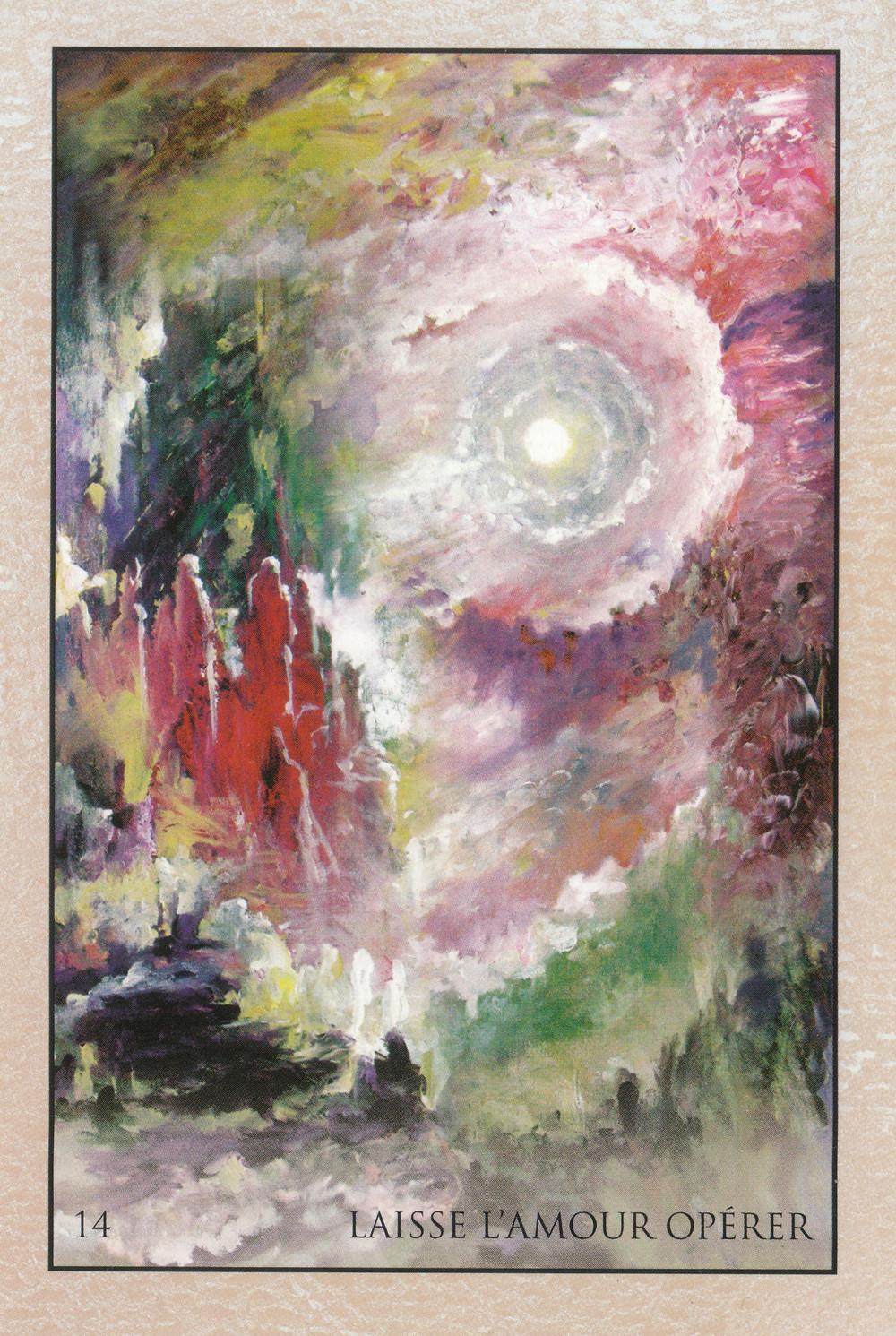 Carte L'Oracle de Roumi d'Alana Fairchild - Energies du 7 au 13 septembre 2020 (Portail du 9-9) : Choisir son Cœur et laisser l'Amour opérer...