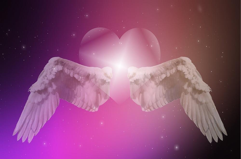 """Soin énergétique à thème """"Déployer son Pouvoir Intérieur"""" : Le soin de P : Douceur d'Ange et Cœur léger..."""