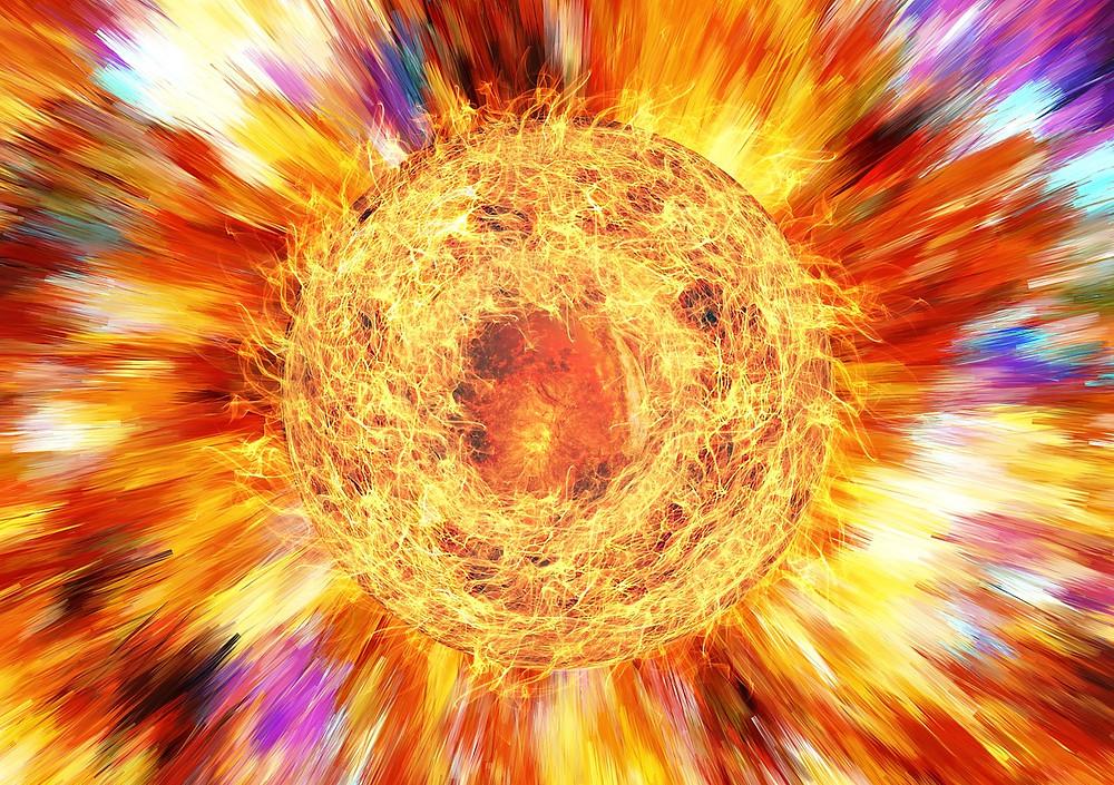 """Soin énergétique à thème """"Accueillir l'Abondance"""": Le soin de D : Clef dorée, Chakra Sacré et Puissance de Feu !"""