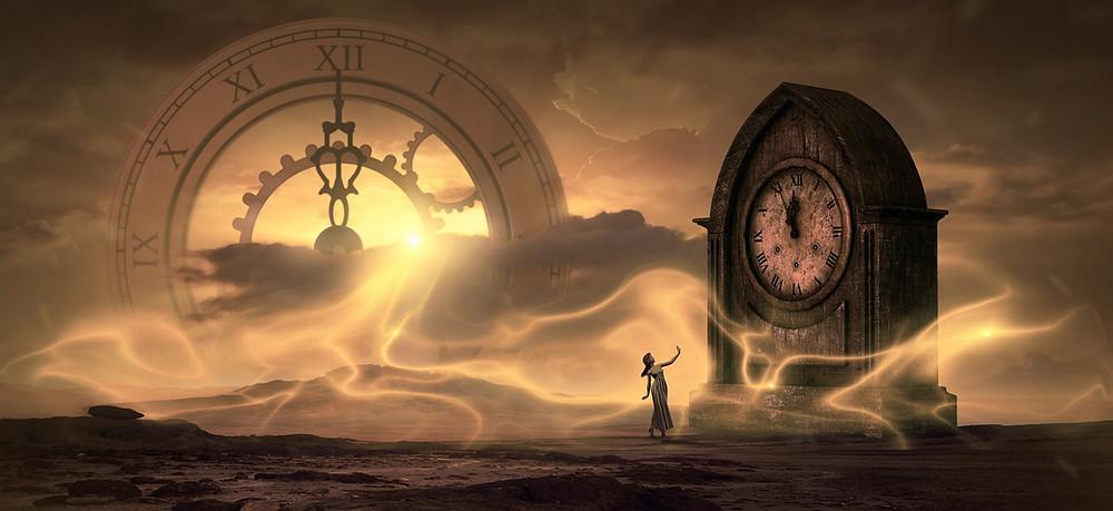 Mes soins énergétiques racontés : Soin Ciel et Terre : Libérations karmiques, Archange Michaël et Œil de la Providence...