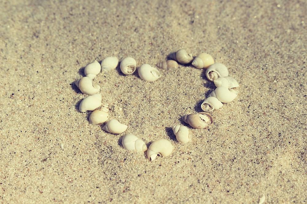 """Soin énergétique à thème """"Accueillir l'Abondance"""": Le soin de U. : Flammes Jumelles et châteaux de sable..."""