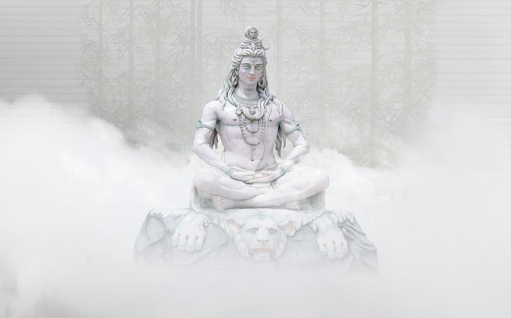 Mes soins énergétiques racontés : Soin Ciel et Terre : Être accompagné par Shiva pour investir sa Présence et Incarner son Essence...