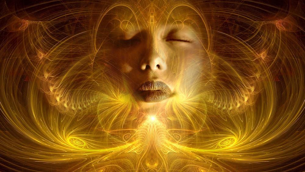 Mes soins énergétiques racontés : Naissance de Déesse intérieure