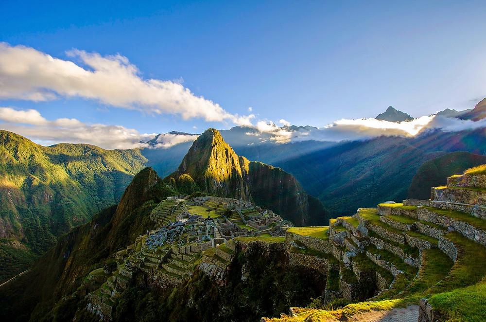 Mes soins énergétiques racontés : Soin Ciel et Terre : Reconnexion à ses potentiels Incas et à sa famille galactique