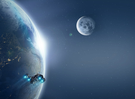 Soin Ciel et Terre : Créer des alliances dans les sphères cosmiques pour être guidée sur son chemin