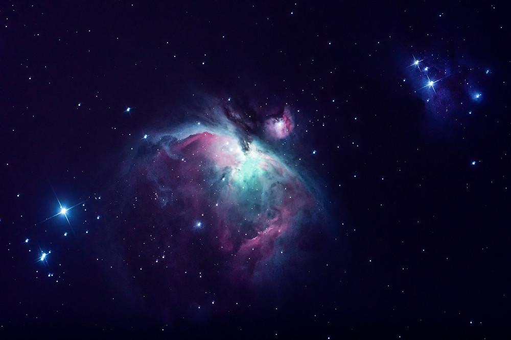 Mes soins énergétiques racontés : Soin Stellaire - Pléiadien : Retrouver Orion pour découvrir l'infinie Magie de son Pouvoir Créateur