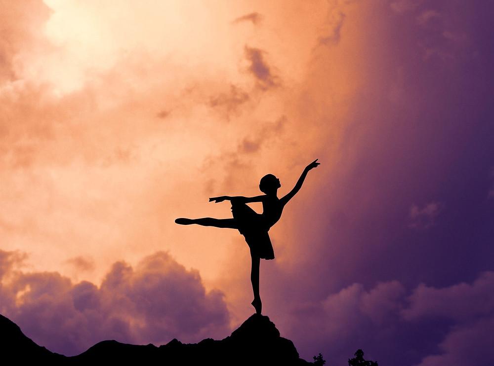 Mes soins énergétiques racontés : Soin Ciel et Terre : Reconnexion aux potentiels de danseuse et guérison de lignée...