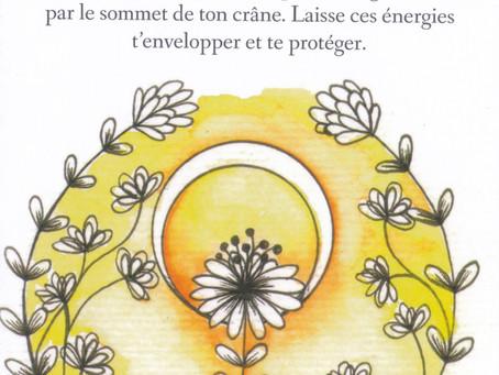 Energies du weekend du 18-19-20 septembre 2020 : Amour et Foi, Soutien et Protection
