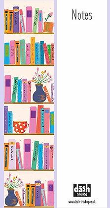 Bookshelf Bookmark (T)