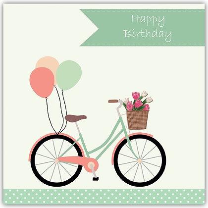 DT18012 Birthday Bike