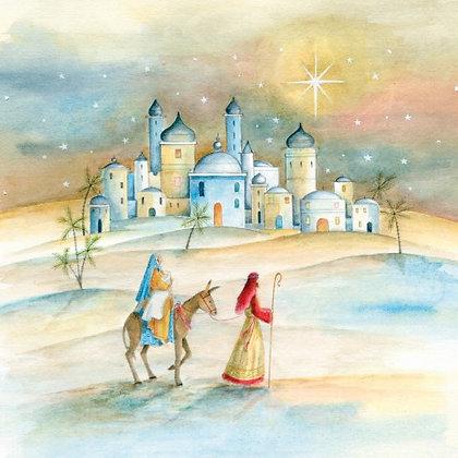 18151 Towards Bethlehem