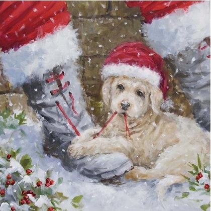 T10205 Santa's Faithful Friend - Cost per pack isjust £1.50 (inc vat) rrp £3.00
