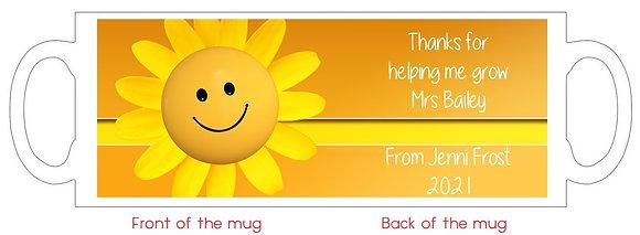 DM007 Helping Me Grow Mug