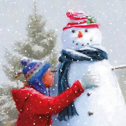 T14145 Snowman's Friend - Cost per pack isjust £1.50 (inc vat) rrp £3.00