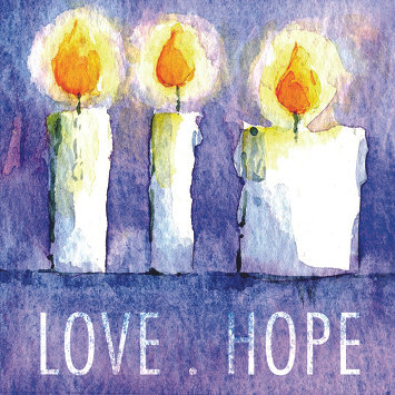 15190 Candles of Love & Hope