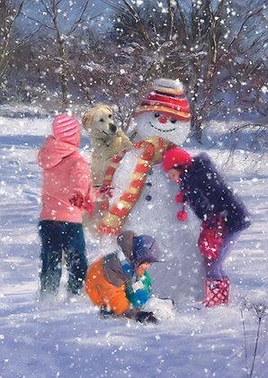 16115 Fun in the Snow