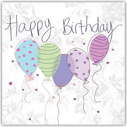TDT18058 Birthday Balloons